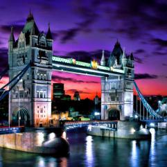 Photo: http://fineartamerica.com/featured/london-evening-at-tower-bridge-dean-wittle.html