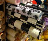 More shelf liners