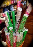 Shelf liners