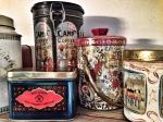 Vintage tincans!