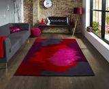 Photo: http://www.ebay.co.uk/itm/Hk412-Grey-Red-Abstract-Funky-Large-Thick-Modern-Rug-150x230cm-Cheap-RRP-185-/400433591604?pt=UK_Home_Garden_Rugs_Runners_Mats&hash=item5d3bb3b534