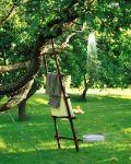 tree garden shower