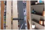 DIY cupboard