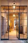 Glassy Doorway