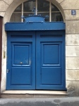 THE CITY OF BLUEDOORS